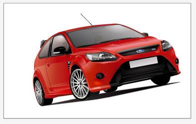 Ford Focus by johnmarkboughen
