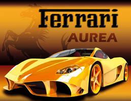 Ferrari Aurea by XtremeYamazaki