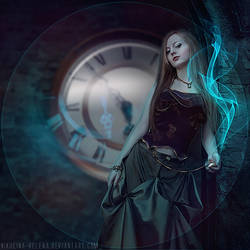 Time Traveler by Nikulina-Helena