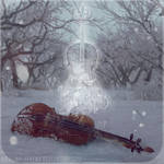 Soul of Violin by Nikulina-Helena