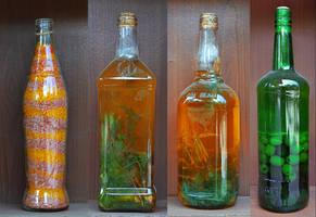 Alchemy Bottle Stock by Nikulina-Helena