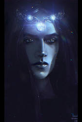 Silmarils of Feanor (Commission) by Nikulina-Helena