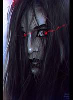 Ghoul by Nikulina-Helena