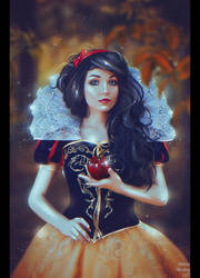 Snow White (Commission) by Nikulina-Helena
