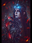Melkor - Fem Version (Commission) + Video by Nikulina-Helena