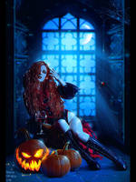 Halloween 2018 by Nikulina-Helena