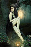 the wood nymph by theancientsoul