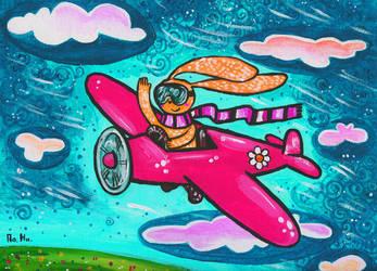 aeroplane by arxipelag