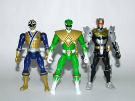 Legendary Sixth Rangers by LinearRanger