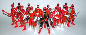 Legendary Forever Red - Battle Ready by LinearRanger
