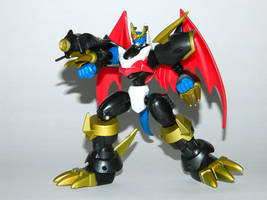 Toy Family - Imperialdramon 1 by LinearRanger