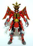 Samurai Shogun Mode Red 2 by LinearRanger