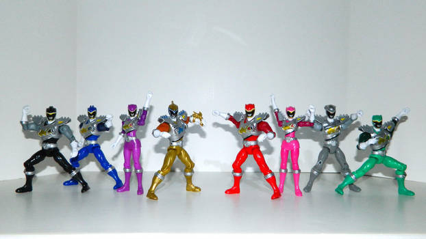 Dino Charge, DINO DRIVE! - #2 by LinearRanger