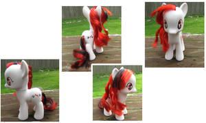 Red Lightning G4 Commission by EllisArts