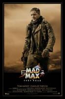 MAD MAX FURY ROAD Movie Poster by Alistair-Rhythm