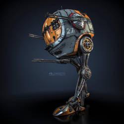 Mech concept 01 by vladimirpetkovic