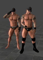 All Randy Orton XPS DOWNLOAD by DaemonCollection