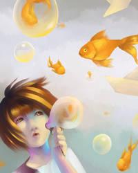 Blowfish by numina-namine