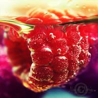 Rasberry Rhapsodie by NayeliNeria