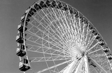 ferris wheel by regoodstuff