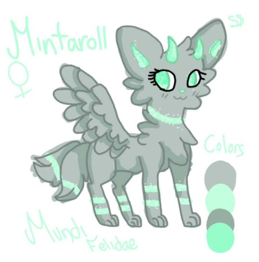 Mintaroll by sumshine1325534