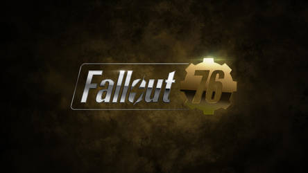 Fallout 76 4K Wallpaper by ValencyGraphics