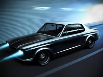 Nissan Skyline KGC10 by Marko0811