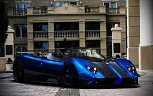 Pagani Zonda Cinque Roadster by Marko0811