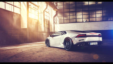 Lamborghini Huracan LP610-4 Liberty Walk by Marko0811