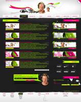ArtExpressions Website by Sibusinho