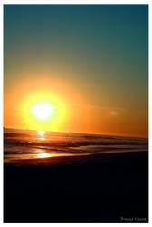 Sunset by MoonRaider