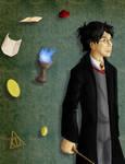 Harry's Journey by hyenacub