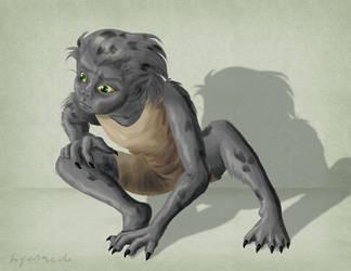Stormcub by hyenacub