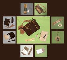 D'ni Adventure Kit by hyenacub