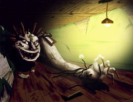 The Doorkeeper - 9 by hyenacub