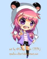 Yunie by Sparkru-chan