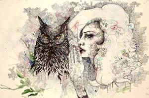whisper by Kandarinu