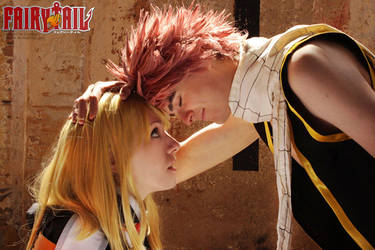 Fairy Tail cosplay - 'Thank you...' by onlycyn