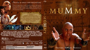 The Mummy 1999 by imacmaniac