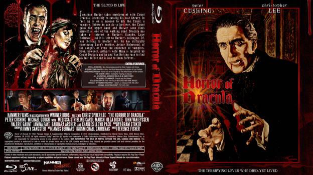 Horror of Dracula 1959 by imacmaniac