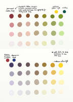 Complementary Colour Chart 2 (VIII.IV.II) by theThirdCartel