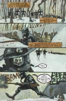 Triggermen page1 by Bewheel
