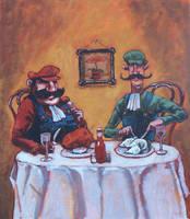 Super Dinner Bros. by Bewheel