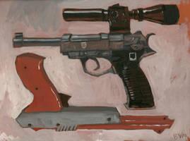 .80s caliber by Bewheel