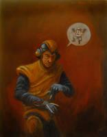 megaman? by Bewheel