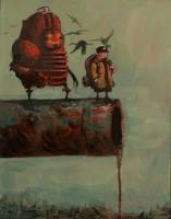 Travelers by Bewheel