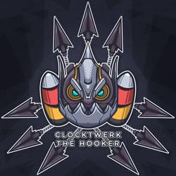 Clocktwerk Poster by Prove-Design