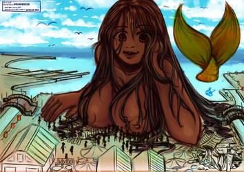 Mermaid by Eh-Lora