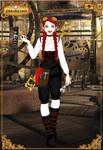 Amberlee In The Workshop by SkekMara
