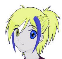 Mizuki (colored) by SkekMara